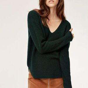 Aritzia Wilfred Free | Wolter Sweater NWOT